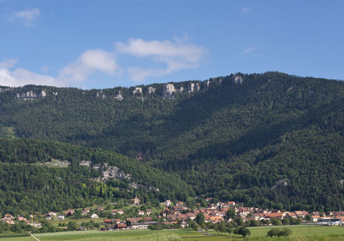 Village of Baulmes